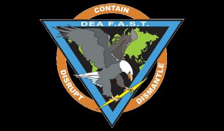 DEA FAST Unit Insignia
