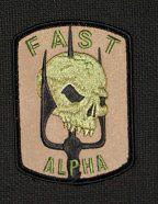 Fast Alpha Patch