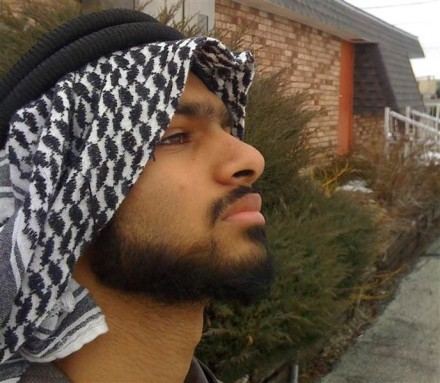 Mohammed Hamzah Khan Facebook photo, courtesy of NBC