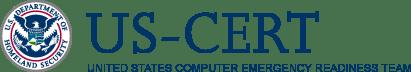 U.S. CERT Logo