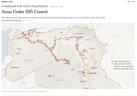 ISIS's AO, courtesy of the NYT