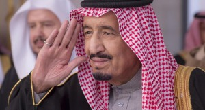 King Salman, courtesy of Politico